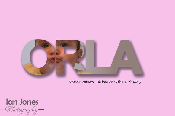 Orla Text Image
